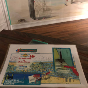 Northeast Florida Nautical Chart Kit - St. Augustine to Palm Shores